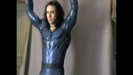 YouTube: ¿Te imaginas a Superman protagonizado por Nicolas Cage?