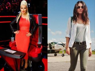 Diez celebridades que recuperaron su figura luego del embarazo