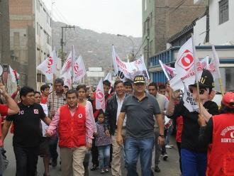 Daniel Urresti llegará a Chiclayo para impulsar campaña presidencial