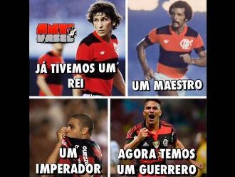 Paolo Guerrero: Los memes sobre su llegada al Flamengo