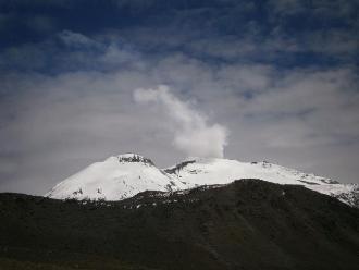 Arequipa: sismos volcano-tectónicos disminuyeron en volcán Sabancaya