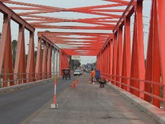 Denunciarán penalmente a Provías por retraso de obra en Puente Reque