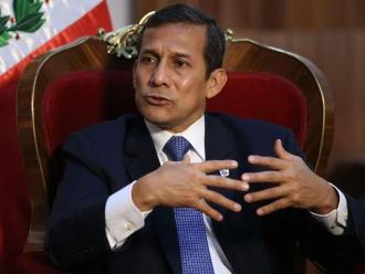 Humala: Los medios ya no pueden poner un presidente, pero sí desestabilizar
