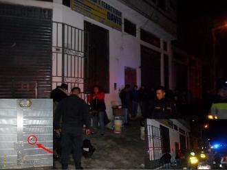 Cajamarca: denuncian que night club