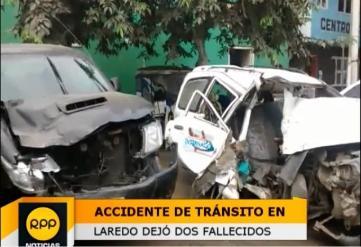 Trujillo: Dictan prisión preventiva para chofer que causó muerte de niños