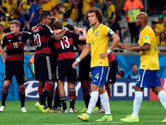 Brasil y el día que sucumbió 7-1 ante Alemania en el Mundial 2014