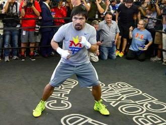 Pacquiao está preparado para disputar la revancha a Mayweather en 2016
