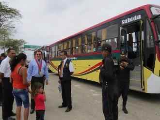 Piura: realizan operativos en peajes ante inseguridad ciudadana