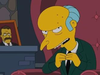 Los Simpson: La voz del Sr. Burns no se va de la serie