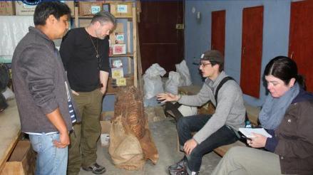 La Libertad: Investigadores de National Geographic llegan a Huamachuco