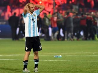 Javier Mascherano y su mensaje sobre su continuidad en la selección argentina