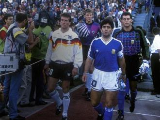 Twitter: Selección alemana revivió minuto a minuto final de Italia 1990