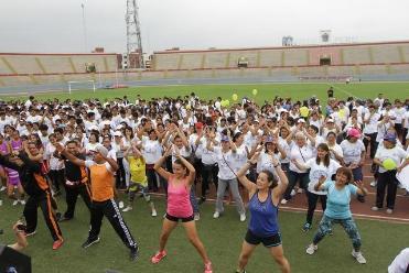 Trujillo: Proponen jornadas deportivas para reducir inseguridad
