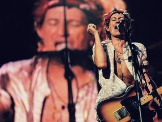 Keith Richards de The Rolling Stones lanzará nuevo disco solista
