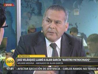 Abogado de García: No nos preocupa en absoluto viaje de Segura a Brasil