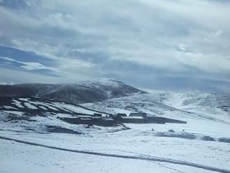 Arequipa soporta un crudo invierno
