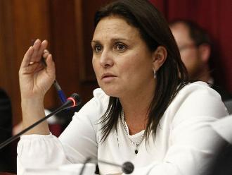 Comisión MBL no investigará denuncias de examiga de Nadine Heredia