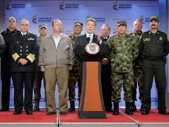 Colombia: ELN dice que no conoce a detenidos por atentados
