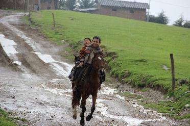 La Libertad: más de 2 mil niños con enfermedades respiratorias en Otuzco