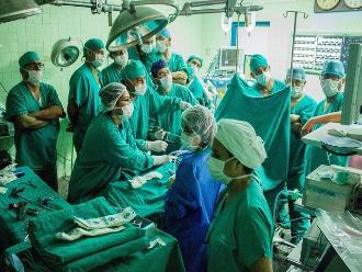 Chiclayo: médicos se actualizan con lo último en laparoscópica