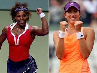 Wimbledon: Serena y Garbiñe lucharán por la gloria en Londres