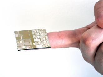 IBM anuncia la fabricación del chip más poderoso y pequeño del mercado