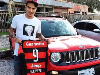 Paolo Guerrero: Flamengo confirmó que no jugará ante Corinthians