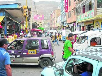 Chimbote: piden reducción del precio de pasajes en colectivos
