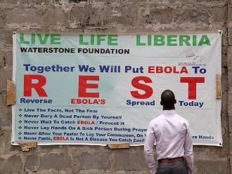Virus de ébola reaparecido en Liberia es similar al que circulaba antes