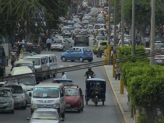 Preparan proyecto de semáforos sincronizados en Chiclayo