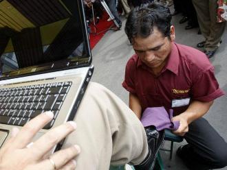 Lustradores de calzado presentan al Congreso proyecto de ley