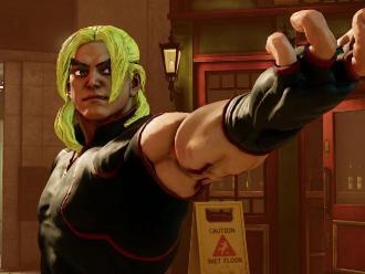 Street Fighter V: se muestra el nuevo aspecto de Ken