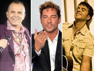 Miguel Bosé, Bisbal y Luis Fonsi actuarán en II Premios Platino