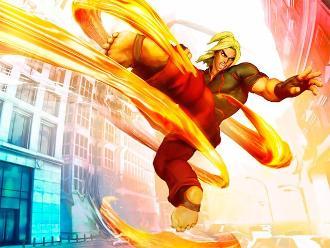Street Fighter: los cambios de apariencia de Ken Masters