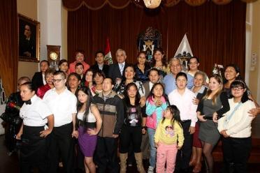 Trujillo: crean primera asociación de personas con síndrome de Down