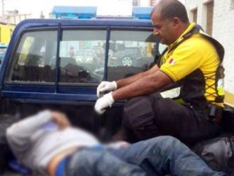Barranca: asesinan a un hombre de un balazo en la cabeza