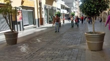 Arequipa: trabajos de mantenimiento realizarán en calle Mercaderes