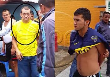 INPE interviene a dos reos por extorsión en penal de Chiclayo