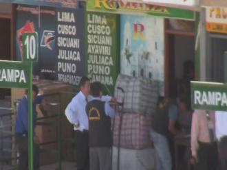 Arequipa: decomisan 250 kilos de hoja de coca