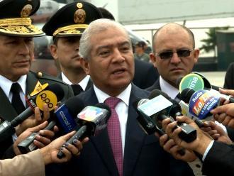 Pedraza: se emitirán primeros decretos sobre seguridad antes del 28
