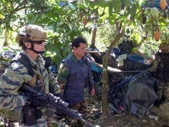 Vraem: efectivos antidrogas destruyen pozas de maceración de coca