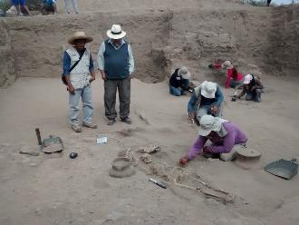 Lambayeque: más de 500 sitios arqueológicos amenazados por el FEN