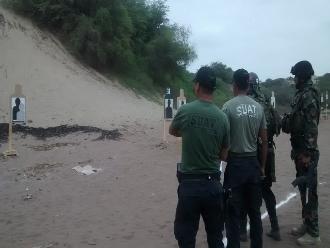 Chiclayo: culmina curso de entrenamiento de agentes SUAT