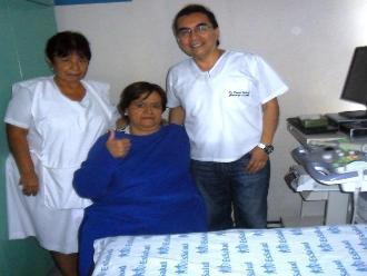 Lambayeque: salvan vida de mujer tras extirparle tumor sin anestesia