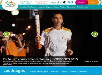Panamericanos Toronto 2015: Web oficial comete un 'blooper' con banderas