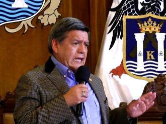 Trujillo: Cesar Acuña no acudirá a declarar ante la comisión del Congreso