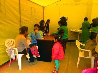 Médicos llegan a Puno para atender a la población ante bajas temperaturas