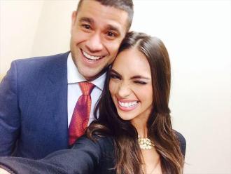 Natalie y Yaco hicieron 30 puntos de rating con su boda