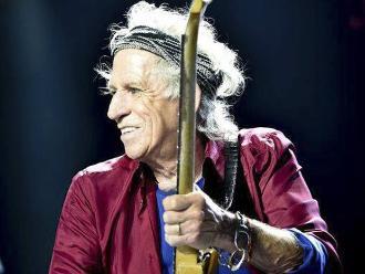 Rolling Stones: Keith Richards lanzará disco en solitario