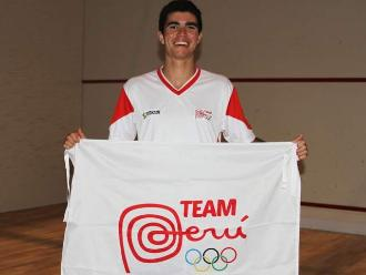 Panamericanos 2015: Diego Elías prometió la medalla de oro para el Perú